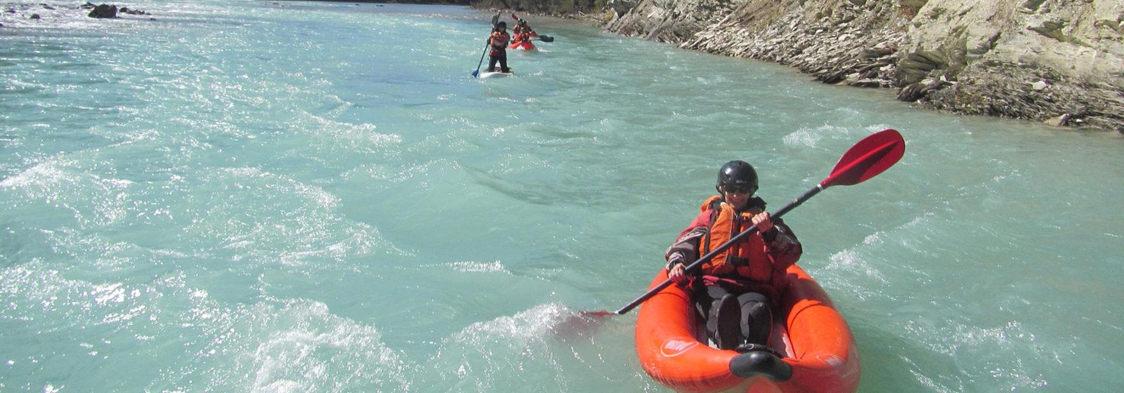 Miss 604 Kayaks