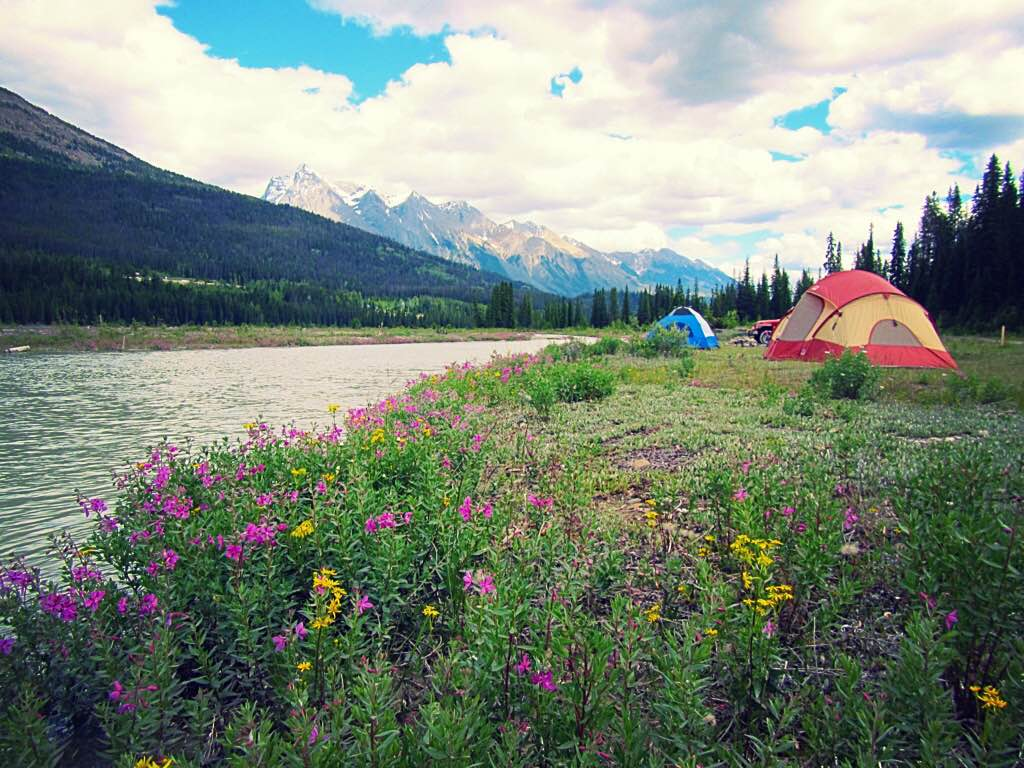 Canadian Rockies Summer Camping Guide - Golden BC Camping